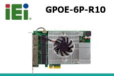 iEi GPOE-6P-R10