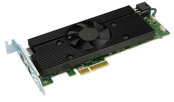 Akcelerator z procesorem Myriad